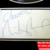 Midge Ure Signature