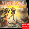 MEAT LOAF AUTOGRAPHED CD
