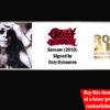Ozzy Osbourne Autographed Memorabilia