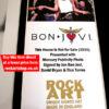 Bon Jovi Signed Music Memorabilia