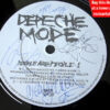 Depeche Mode People Are People Autographed Vinyl