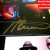 Jean-Jacques Burnel AutographJean-Jacques Burnel Autograph