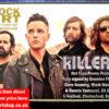 The Killers Signed Music Memorabilia
