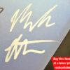 Mark Stoermer Autograph