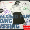 Maximo Park Autographed CD