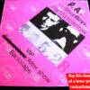Pet Shop Boys 1991 Backstage Pass