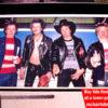 Sex Pistols Signed Music Memorabilia