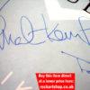 Martin Kemp Autograph