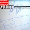 Tony Hadley & John Keeble Autographs