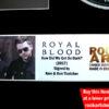 Royal Blood Signed Memorabilia