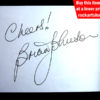 Brian Johnson Autograph