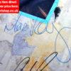Mark Kelly Autograph