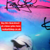 Roger Glover Autograph