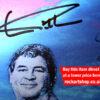 Ian Gillan Autograph