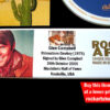 Glen Campbell Signed Memorabilia