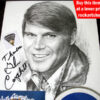 Glen Campbell Signed Photo