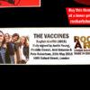 The Vaccines Signed Memorabilia