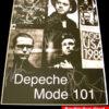 Depeche Mode Autographed 101 Anton Corbijn