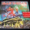 IRON MAIDEN SIGNED RUN TO THE HILLS