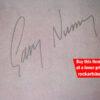 GARY NUMAN Signature