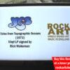 RICK WAKEMAN Signed Music Memorabilia