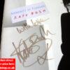 Kate Bush Signature