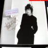 Kate Bush Autographed Publicity Photo