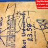 Fast Eddie Signature