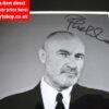 Phil Collins Autograph