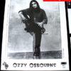 OZZY OSBOURNE PUBLICITY PHOTO
