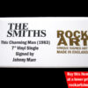 The Smiths Signed Music Memorabilia