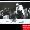 Publicity Photo Signed by Pete Townshend
