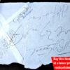 Dire Straits Autographs