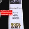 Jethro Tull Autographed Music Memorabilia
