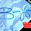 Bruce Welch Autograph