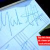 Mark Griffiths Autograph