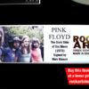 Pink Floyd Signed Music Memorabilia