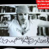 ADAM ANT Autographed Publicity Photo