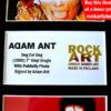 ADAM ANT DOG EAT DOG VINYL AUTOGRAPHED MUSIC MEMORABILIA