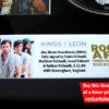 KINGS OF LEON Signed Music Memorabilia