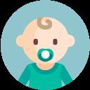 Traitement du Nourrisson en ostéopathie (Plagiocéphalie, reflux, problème de succion, coliques, pleurs excessifs, etc...)
