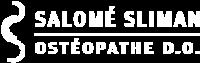 Logo de Salomé Sliman, ostéopathe dans le 11ème arrondissement de Paris