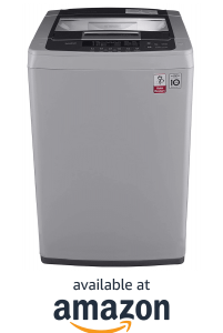 2. LG 6.5 kg Inverter Fully Automatic Top Load Price:Silver  (T7569NDDLH)