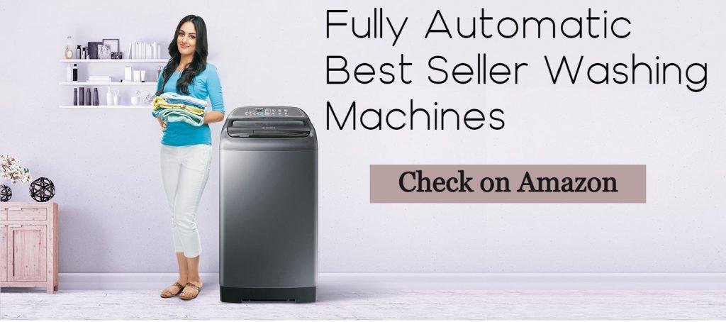 9 Fully Automatic Washing Machines