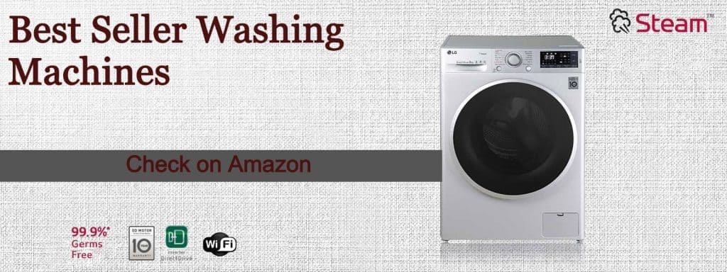 Best Front Load Washing Machines 2021 (Best Prices & Features)