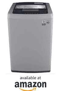 2. LG 6.5 kg Inverter Fully-Automatic Top Loading Washing Machine T7569NDDLH.ASFPEIL