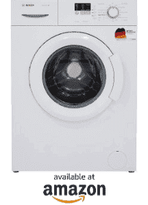 6. Bosch 6 kg Fully-Automatic Front Loading Washing Machine WAB16060IN