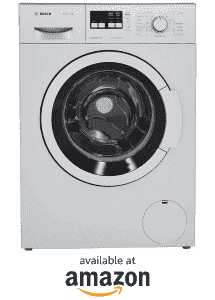 8. Bosch 7 kg Fully-Automatic Front Loading Washing Machine WAK24164IN