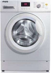 9. MarQ 6.5 kg (MQFLBS85) Front Load with In-built Heater best in price front load washing machine in India
