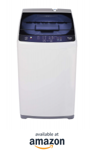 4. Haier 6.2 Kg Fully-Automatic Top Loading Washing Machine HWM62-AE